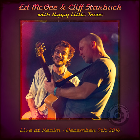 2016-12-10 Ed McGee & Cliff Starbuck w/ Happy Little Trees