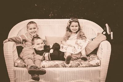 Hyland Family Photos