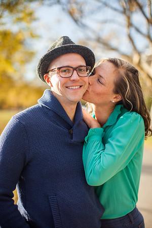 Sarah + Joel: General Engagements