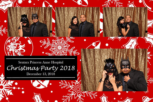 ICU Christmas Party 2018