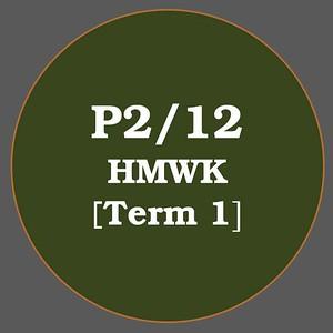 P2/12 HMWK T1