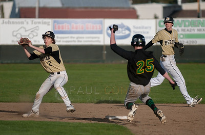 Baseball: Lynden @ Meridian HS 140409