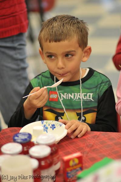 December 19, 2012 - Kindergarten Holiday Party
