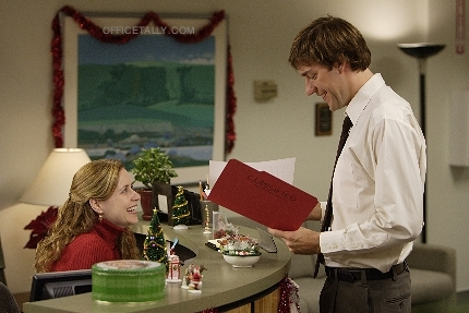 The Office Benihana Christmas Special