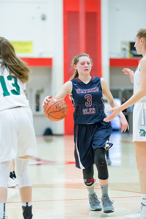 Watkins Glen Basketball 3-2-19