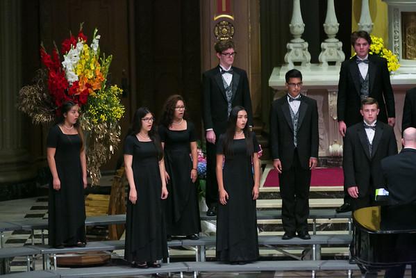 16. Hemet High School Chamber Singers