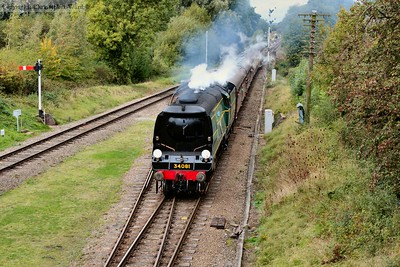Autumn Steam Gala - October 2017