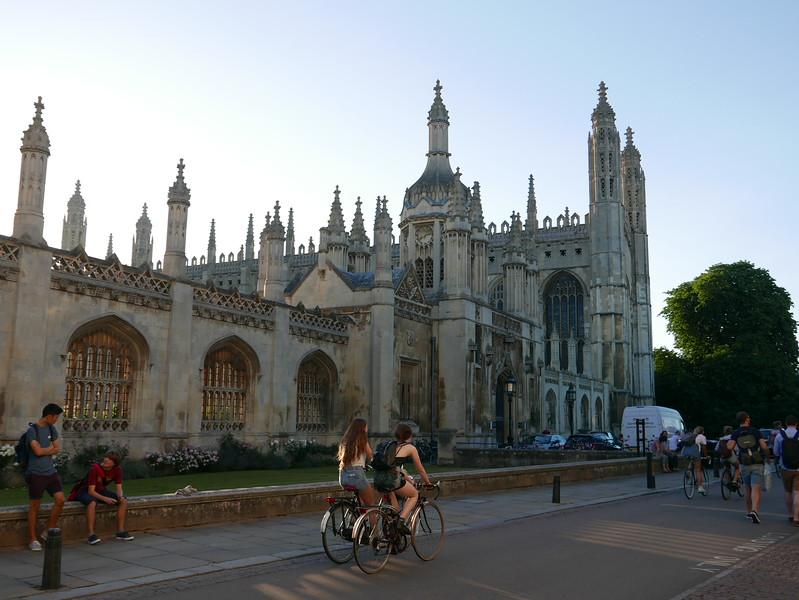 @RobAng Juni 2015 / Cambridge, Market Ward, England, GBR, Grossbritanien / Great Britain, 14 m ü/M, 2015/06/30 21:12:52