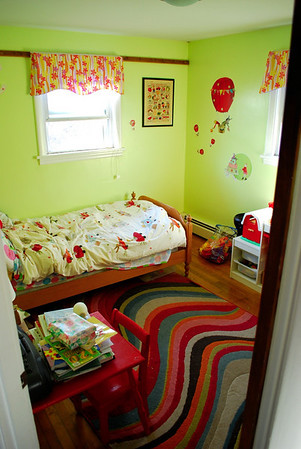 Esme's Toddler Bed