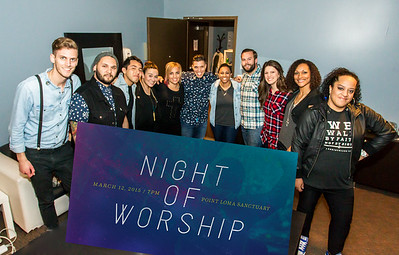 Night of Worship 3/12/2015