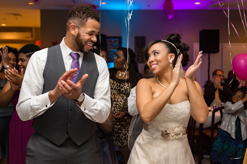 Preston & Dasha Wedding 2/2016