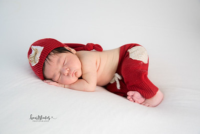 Gayton Newborn Session - Nov 2016