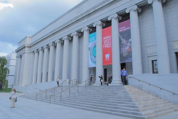 BOSTON MFA  VISIT  SUNDAY  10.8.2021