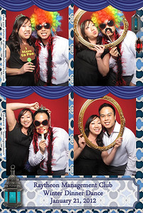 Raytheon Management Club Winter Formal Party