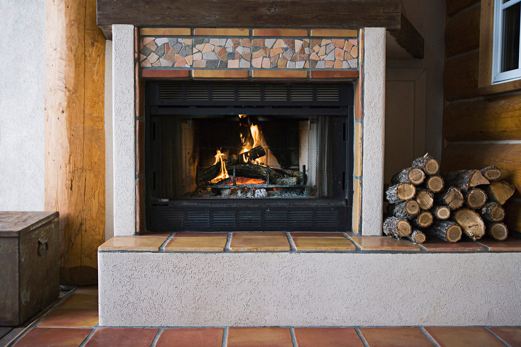 . Inspect and clean fireplaces and chimneys. (Metro Creative Connection)