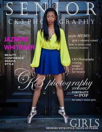 Jazmine Whitaker