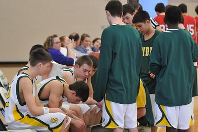 Boys JV Basketball - Ballard 2010