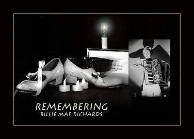 Billie Mae Richards Life Celebration Memorial