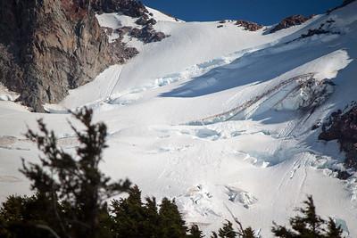 Mount Jefferson- Jefferson Park Glacier