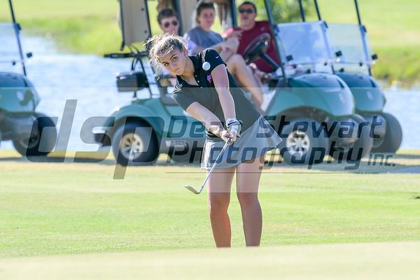 Girls Golf 9.25.19
