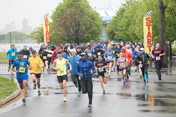 5k & 10k Races May 2017