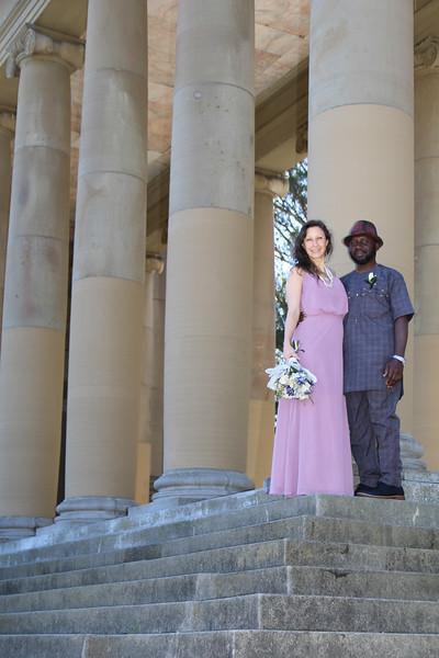 Ismaila & Saradevi Wedding Photos
