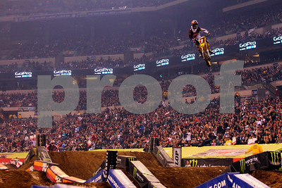 Monster Energy Supercross in Indy