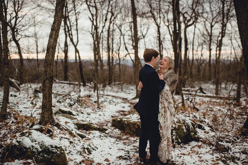 Requiem Images - Luxury Boho Winter Mountain Intimate Wedding - Seven Springs - Laurel Highlands - Blake Holly -1374.jpg