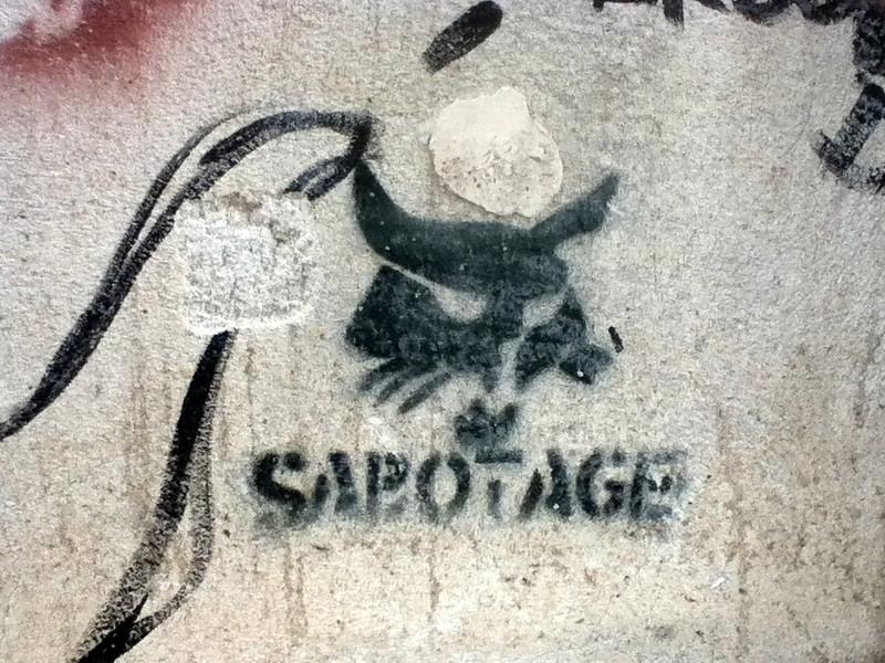 Berlin Sabotage