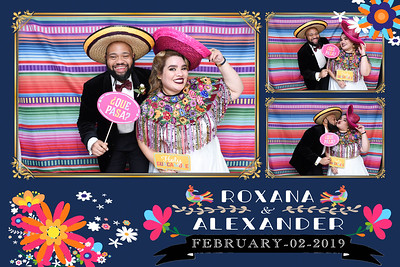 2019.02.02 - Roxana & Alexander's Wedding