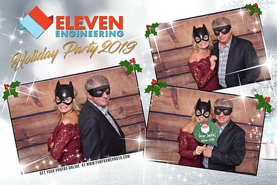 Eleven Engineering Holiday Party