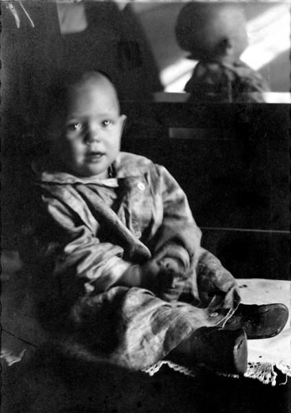 Rayburn Edward Howell, Forney Texas circa 1915