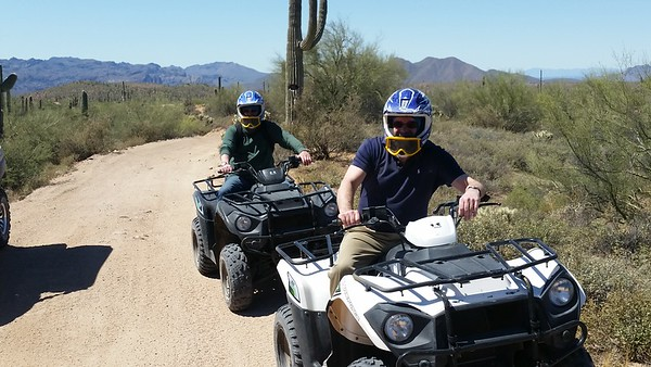 4-17-16 am atv/utv tour Dustin