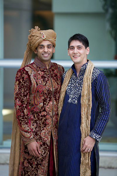 Le Cape Weddings - Indian Wedding - Day 4 - Megan and Karthik Formals 1.jpg