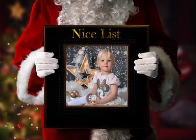 Rebecca Digital Santa Images