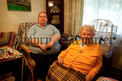 Paul McCarthy and Molly McCourt. R1448013