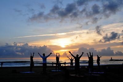 Yoga on the Beach Sept 23 2018