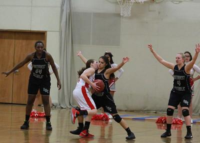 Northwest Catholic Basketball 2013-2014