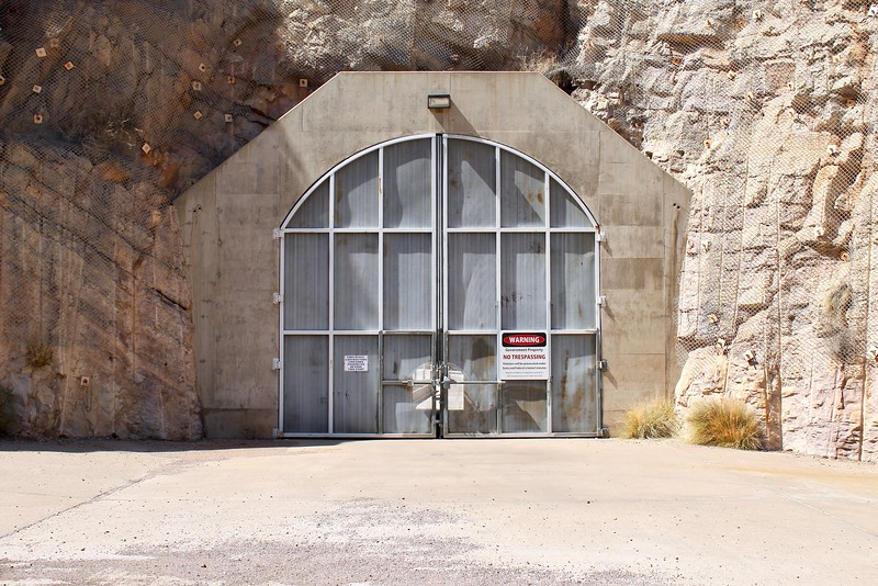 Access tunnel to Roosevelt Dam (2018)