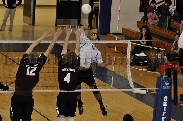 Lincoln-Way East Varsity Boys Volleyball (2009)