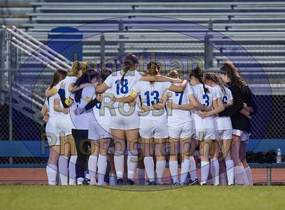 MHS va Lafayette - Girls Playoffs