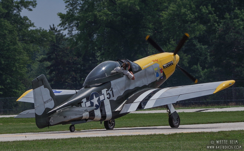 Fighter on Ground   Photography by Wayne Heim