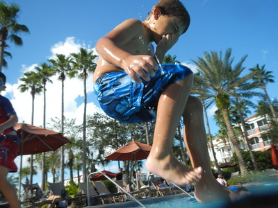 Logan's Orlando Vacation
