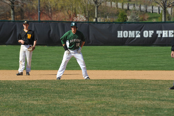 BABSON BASEBALL  v  Wentworth
