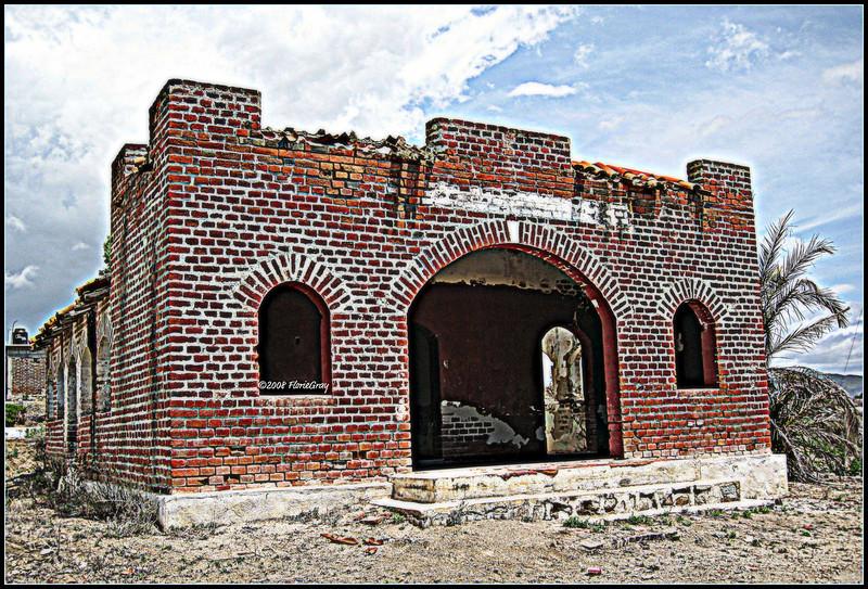 Abandoned Sugar Plantation, Todos Santos, Mexico  ©2008 FlorieGray
