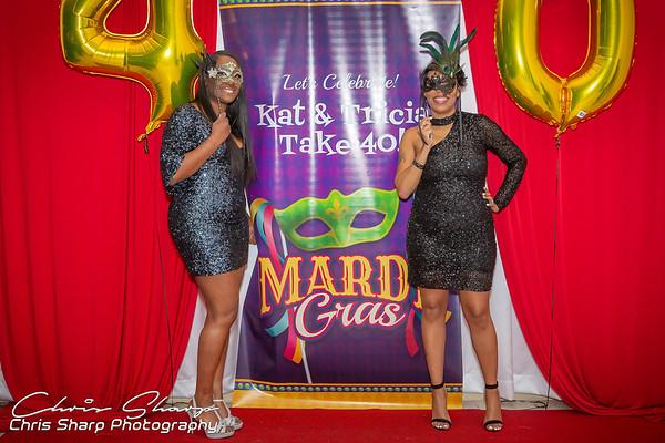 Kat & Tricia's 40th Birthday Celebration