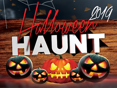RMC Halloween Haunt 2019 (Prints)