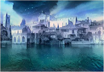 ITALY LAKE - Nord Lake Fantasy