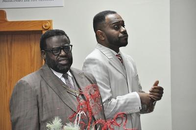 Pastor Blessed Roberts Dec 6, 2019
