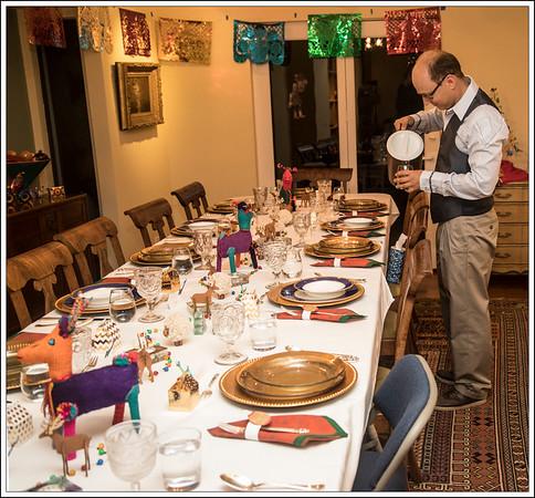 Christmas Dinner 12.25.2016